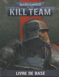 WARHAMMER 40K : KILL TEAM -  CORE BOOK (FRENCH)