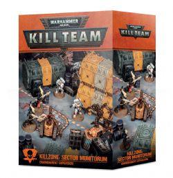 WARHAMMER 40K : KILL TEAM -  KILLZONE : MUNITORUM HUB (ENGLISH)