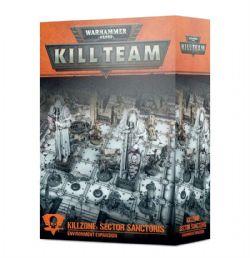 WARHAMMER 40K : KILL TEAM -  KILLZONE : SECTOR SANCTORIS (ENGLISH)