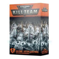 WARHAMMER 40K : KILL TEAM -  KILLZONE : SECTOR SANCTORIS (FRENCH)