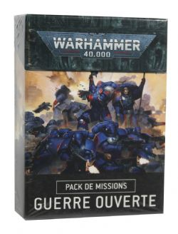 WARHAMMER 40K -  MISSION PACK: OPEN WAR (FRENCH)