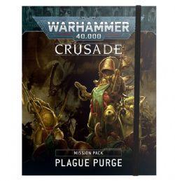 WARHAMMER 40K -  PLAGUE PURGE (ENGLISH) -  MISSION PACK