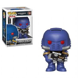 WARHAMMER 40K -  POP! VINYL FIGURE OF ULTRAMARINES INTERCESSOR (4 INCH) 499