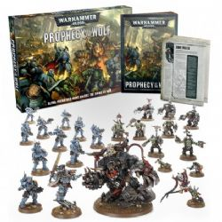 WARHAMMER 40K -  PROPHECY OF THE WOLF (ENGLISH)