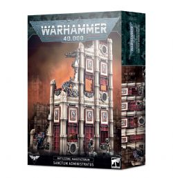 WARHAMMER 40K -  SANCTUM ADMINISTRATUS -  BATTLEZONE MANUFACTORUM