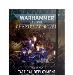 WARHAMMER 40K -  TACTICAL DEPLOYMENT (ENGLISH) -  MISSION PACK