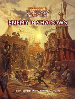 WARHAMMER FANTASY ROLE PLAY -  ENEMY IN SHADOWS COLLECTOR'S EDITION (ENGLISH)