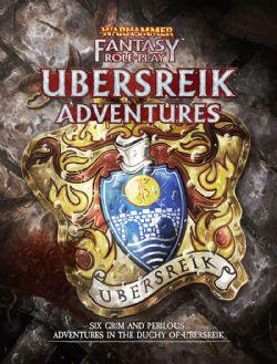 WARHAMMER FANTASY ROLE PLAY -  UBERSREIK ADVENTURES HC (ENGLISH)