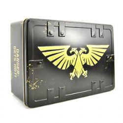 WARHAMMER -  METAL STORAGE BOX