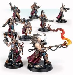 WARHAMMER QUEST : BLACKSTONE FORTRESS -  CULTISTS OF THE ABYSS