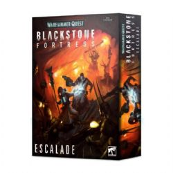 WARHAMMER QUEST : BLACKSTONE FORTRESS -  ESCALADE (FRENCH)
