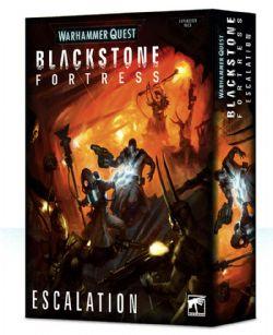 WARHAMMER QUEST : BLACKSTONE FORTRESS -  ESCALATION (ENGLISH)