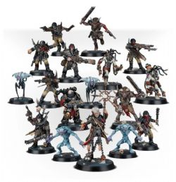 WARHAMMER QUEST : BLACKSTONE FORTRESS -  SERVANTS OF THE ABYSS