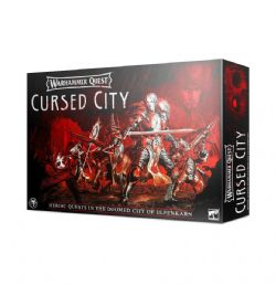 WARHAMMER QUEST -  CURSED CITY (ENGLISH)