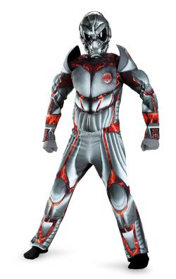 WARRIOR -  COMBAT OPS ALIEN WARRIOR COSTUME (CHILD)