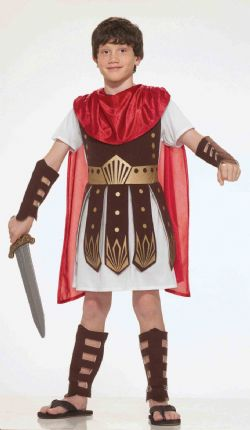 WARRIOR -  ROMAN WARRIOR COSTUME (CHILD)