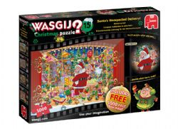 WASGIJ CHRISTMAS -  SANTA'S UNEXPECTED DELIVERY! (1000 PIECES) 15
