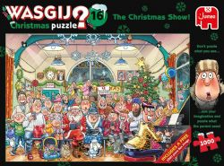 WASGIJ CHRISTMAS -  THE CHRISTMAS SHOW! (1000 PIECES) 16
