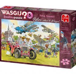 WASGIJ DESTINY RETRO -  TIME TRAVEL ! (1000 PIECES) 5
