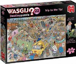 WASGIJ DESTINY -  TRIP TO THE TIP! (1000 PIECES) 22