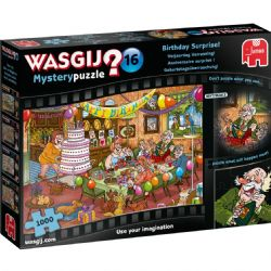 WASGIJ MYSTERY -  BIRTHDAY SURPRISE! (1000 PIECES) 16