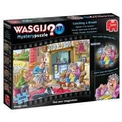 WASGIJ MYSTERY -  CATHING A BREAK! (1000 PIECES) 17