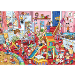 WASGIJ MYSTERY -  CHILDCARE (1000 PIECES) 11