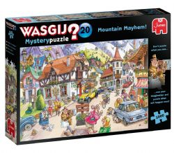 WASGIJ MYSTERY -  MOUNTAIN MAYHEM! (1000 PIECES) 20