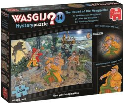 WASGIJ MYSTERY -  THE HOUND OF WASGIJVILLE! (1000 PIECES) 14 14