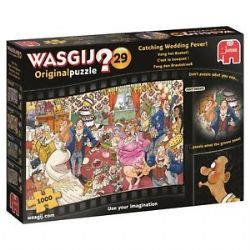 WASGIJ ORIGINAL -  CATCHING WEDDING FEVER! (1000 PIECES) 29