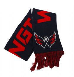 WASHINGTON CAPITALS -  KNIT SCARF