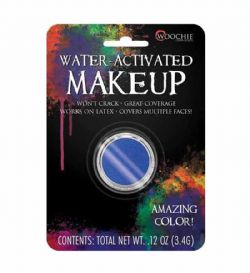 WATER-ACTIVATED MAKEUP -  BLUE - .11 OZ -  WOOCHIE