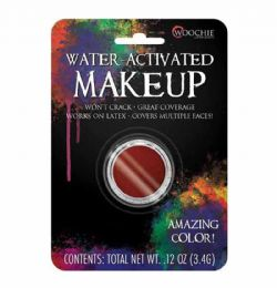 WATER-ACTIVATED MAKEUP -  BRUISED RED - .11 OZ -  WOOCHIE