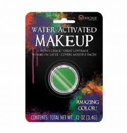 WATER-ACTIVATED MAKEUP -  GREEN - .11 OZ -  WOOCHIE