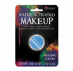 WATER-ACTIVATED MAKEUP -  LIGHT BLUE - .11 OZ -  WOOCHIE