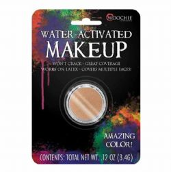 WATER-ACTIVATED MAKEUP -  MEDIUM FLESH - .11 OZ -  WOOCHIE