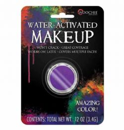 WATER-ACTIVATED MAKEUP -  PURPLE - .11 OZ -  WOOCHIE