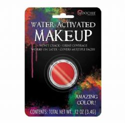 WATER-ACTIVATED MAKEUP -  RED - .11 OZ -  WOOCHIE