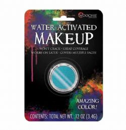 WATER-ACTIVATED MAKEUP -  TEAL - .11 OZ -  WOOCHIE