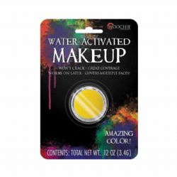 WATER-ACTIVATED MAKEUP -  YELLOW - .11 OZ -  WOOCHIE