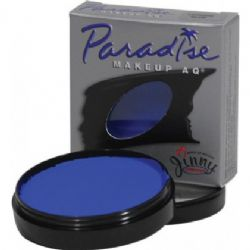WATER-BASED MAKE-UP -  LAGOON BLUE - 1.4 OZ / 40 G -  PARADISE CAKE