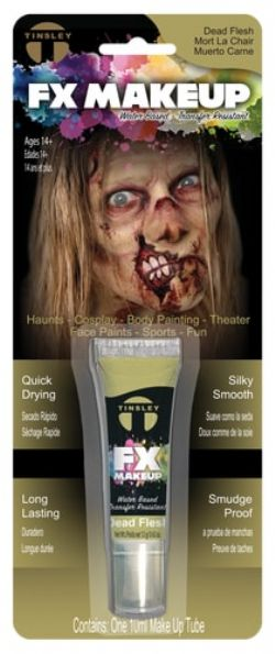WATER-BASED MAKE-UP -  TINSLEY FX - DEAD FLESH