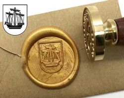 WAX SEAL STAMP -  BOAT STAMP