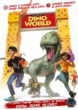 WELCOME TO DINO WORLD -  DELUXE ADD-ON (ENGLISH)
