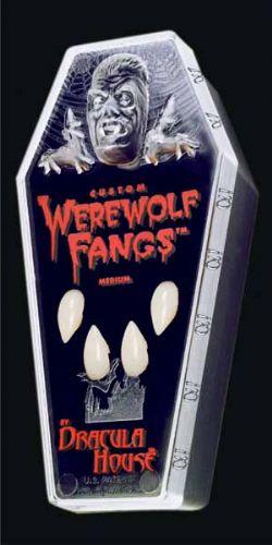 WEREWOLF -  WEREWOLF FANGS - LARGE