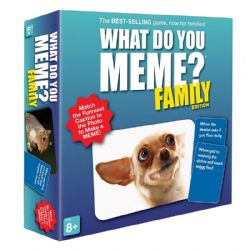 WHAT DO YOU MEME? -  FAMILY EDITION (ENGLISH)