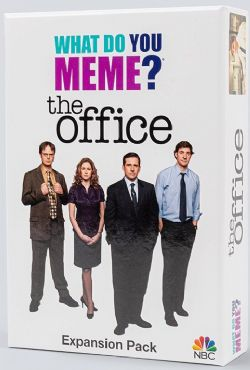 WHAT DO YOU MEME? -  THE OFFICE (ENGLISH)