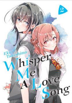 WHISPER ME A LOVE SONG -  (ENGLISH V.) 02
