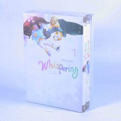 WHISPERING: LES VOIX DU SILENCE -  MANGAS USAGÉS : TOME 01 À 03 (FRENCH V.)