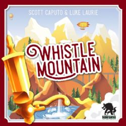 WHISTLE MOUNTAIN -  BASE GAME (ENGLISH)
